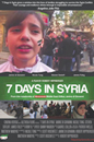 7 Days in Syria movie poster image
