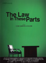 Law In These Parts, The movie poster image